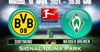 Prediksi Skor Borussia Dortmund vs Werder Bremen