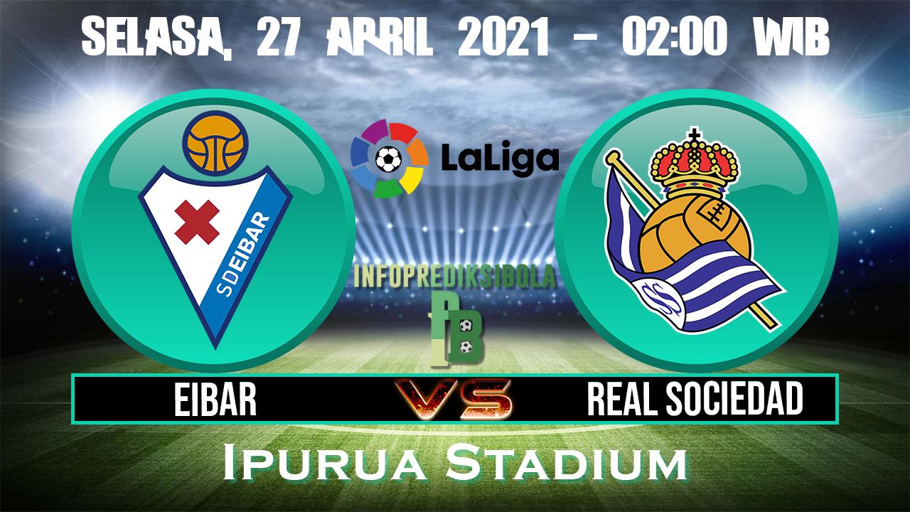 Eibar vs Real Sociedad