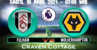 Prediksi Skor Fulham Vs Wolverhampton