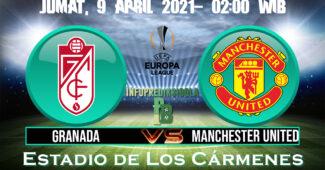 Granada vs Manchester Utd