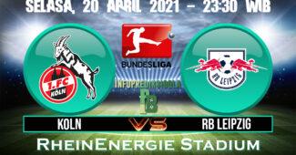 Prediksi Skor Koln vs RB Leipzig