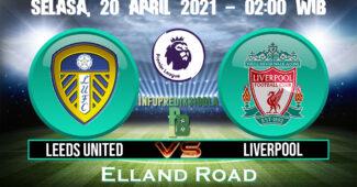 Prediksi Skor Leeds United vs Liverpool