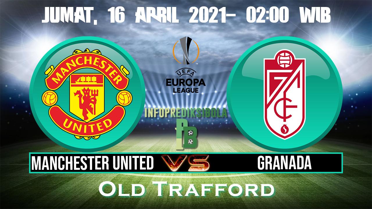 Manchester Utd vs Granada