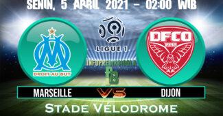 Prediksi Skor Marseille vs Dijon