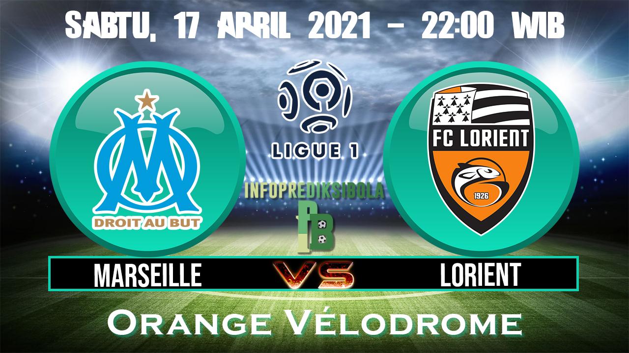 Prediksi Skor Marseille vs Lorient