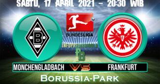Monchengladbach vs Frankfurt