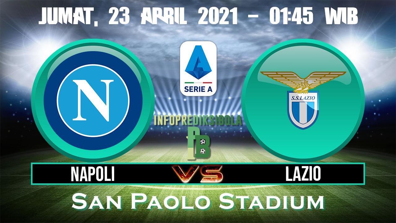 Prediksi Skor Napoli vs Lazio