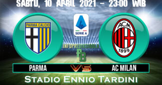 Prediksi Skor Parma vs AC Milan
