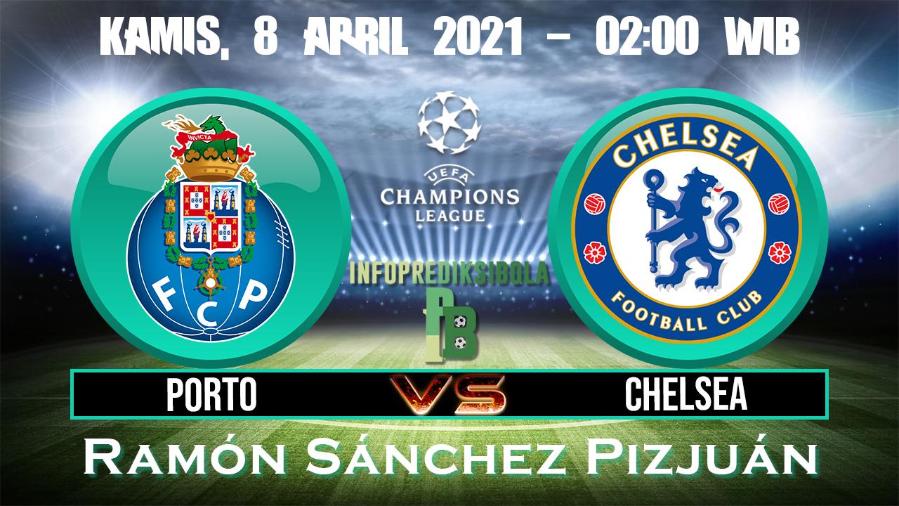 Prediksi Skor Porto vs Chelsea