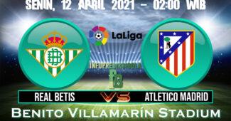 Real Betis vs Atl. Madrid