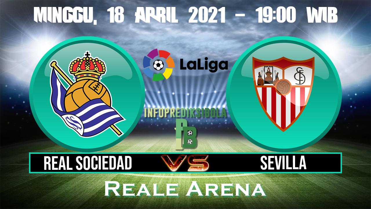 Real Sociedad vs Sevilla