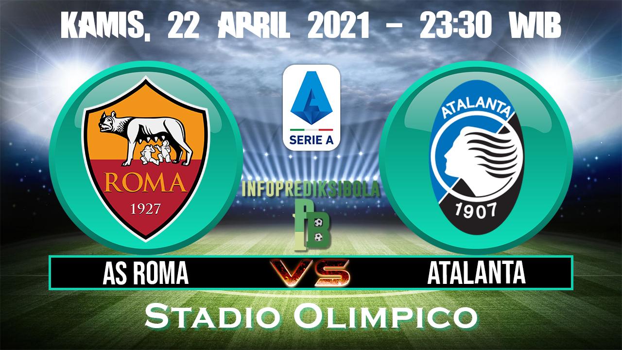 Prediksi Skor AS Roma vs Atalanta