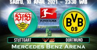 Prediksi Skor Stuttgart vs Borussia Dortmund