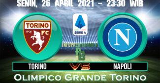 Prediksi Skor Torino vs Napoli