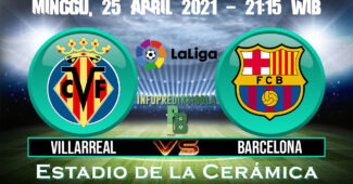 Prediksi Skor Villarreal vs Barcelona