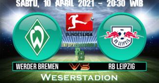 Prediksi Skor Werder Bremen Vs RB Leipzig