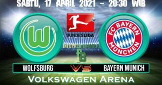 Prediksi Skor Wolfsburg vs Bayern Munich