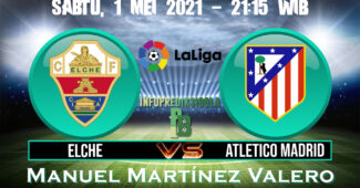 Elche vs Atl. Madrid